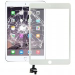 Blanc pour iPad mini 3 Touch Panel + IC Chip - Wewoo