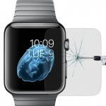 For Apple Watch Edition 38mm 38mm Dial Diameter 9H+ Surface Hardness 2.5D Explosion-proof Tempered Glass Film