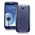Coque arrière Samsung Galaxy SIII / i9300 Couverture batterie d'origine n°2 - wewoo.fr