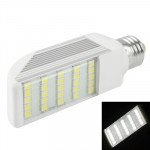 E27 6W White 25 LED 5050 SMD LED Transverse Light Bulb, AC 85V-265V