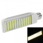 E27 14W Warm White 60 LED 5050 SMD LED Transverse Light Bulb, AC 85V-265V