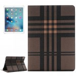 Stripes Pattern Horizontal Flip Leather Case with Holder & Card Slots & Wallet for iPad Pro 9.7 inch
