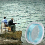 100m Extra Strong 3.0# 0.285mm 13.5kg Power USA Fishing Line (Baby Blue)