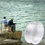 100m Extra Strong 4.5# 0.35mm 11.0kg Dedicated to the River Fishing Falcon Fishing Line (White)