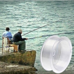 100m Extra Strong 7.0# 0.45mm 16.5kg Dedicated to the River Fishing Falcon Fishing Line (White)