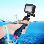 Sport Camera Floating Hand Grip / Diving Surfing Buoyancy Rods with Adjustable Anti-lost Hand Strap for GoPro HERO 5 / 4 / 3+ /