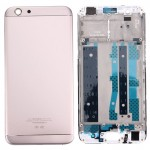 iPartsBuy OPPO A59 Battery Back Cover + Front Housing LCD Frame Bezel Plate