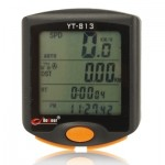 LCD Electronic Bicycle Speedometer (YT-813)