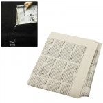 Newspapers Pour The Water / Magic Props / Street Magic / Magic Tricks