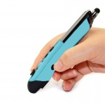 PR-08 2.4G Innovative Pen-style Handheld Wireless Smart Mouse, Support Windows 8 / 7 / Vista / XP / 2000 / Android / Linux / Ma