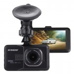 Car DVR Camera 3.0 inch LCD HD 720P 3.0MP Camera 170 Degree Wide Angle Viewing, Support Night Vision / Motion Detection / TF Car