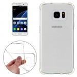 For Samsung Galaxy S7 / G930 Shock-resistant Cushion TPU Protective Case (Green)
