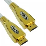 HDMI 19 Pin Male to HDMI 19Pin Male Gold-plating cable, 1.3 Version, Support HD TV / Xbox 360 / PS3 etc, Length: 1.5m