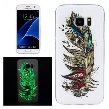 samsung galaxy s6 edge coque plume