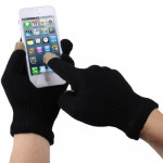 Touch Screen Gloves for iPhone 5, iPhone 4 & 4S / iPad / iPod touch(Black)