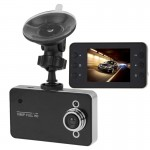 G200 720P VGA 2.4 inch LCD Screen Display Car DVR Recorder, 100 Degrees Wide Angle Viewing, Support Loop Recording / Motion Dete