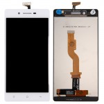 iPartsBuy OPPO A33 LCD Screen + Touch Screen Digitizer Assembly(White)