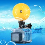 PULUZ Bobber Diving Floaty Ball with Safety Wrist Strap for GoPro HERO5 Session /5 /4 Session /4 /3 /3+ /2 /1