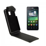 High Quality Leather Case for LG Star (P990)
