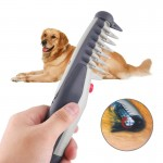 Knot Out Ultimate Pet Electrical Grooming Comb Cut Tangles Tool Scissor Trimmer