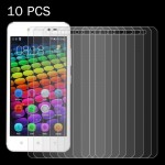 10 PCS Lenovo S90 / Z2 0.26mm 9H Surface Hardness 2.5D Explosion-proof Tempered Glass Screen Film