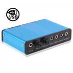 5.1 Channel Optical USB Sound audio controller