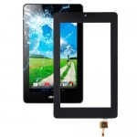 iPartsBuy for Acer Iconia One 7 / B1-730HD Touch Screen Digitizer Assembly(Black)