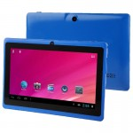 Tablet PC, 7.0 inch, 512MB+8GB, Android 4.0, Allwinner A33 Quad Core 1.5GHz(Blue)