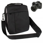 Portable Digital Camera Cloth Bag with Strap, Size: 230 x 155 x 295mm