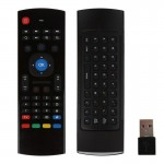 MX3 Air Mouse Wireless 2.4G Remote Control Keyboard with Browser Shortcuts for Android TV Box / Mini PC