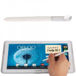 Pour Samsung Galaxy Note 10.1 blanc / N8000 / N8010 Stylo / Stylet Sensible à la Pression Smart - Wewoo