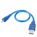 USB 2.0 to Micro USB Male Adapter Cable for Samsung Galaxy S IV / i9500 / S III / i9300 /Note II / N7100 / i9220 / i9100 / i9082
