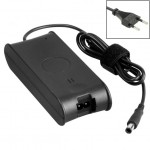 EU Plug AC Adapter 19.5V 4.62A 90W for Dell Notebook, Output Tips: 7.4x5.0mm