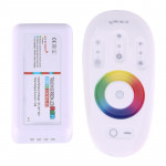 2.4G Touch Screen Remote RGB LED Controller