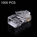 1000 PCS High-Performance RJ45 Connector Modular Plug