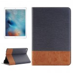 Cross & Sheepskin Texture Horizontal Flip Leather Case with Holder & Card Slots & Wallet for iPad Pro 12.9 inch(Grey)