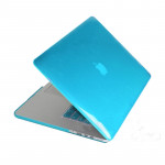 Hard Crystal Protective Case for Macbook Pro Retina 15.4 inch(Baby Blue)