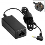 UK Plug AC Adapter 18.5V 3.5A 65W for HP COMPAQ Notebook, Output Tips: 4.8 x 1.7mm