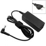 EU Plug AC Adapter 20V 2A 40W for Lenovo Notebook, Output Tips: 5.5x2.5mm