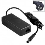 EU Plug AC Adapter 19.5V 3.34A 65W for Dell Notebook, Output Tips: 7.9x5.0mm