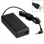 US Plug AC Adapter 19.5V 4.7A 92W for Sony Laptop, Output Tips: 6.0x4.4mm