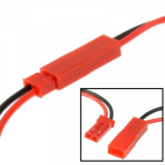LED Light Strip 2 Pin JST Connector Cable, Length: 30cm