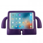 Universal EVA Little Hands TV Model Shockproof Protective Cover Case for iPad 9.7 (2017) & iPad Air & iPad Air 2(Purple)