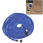 Durable Flexible Dual-layer Water Pipe Water Hose, Length: 2.5m (US Standard)(Blue)