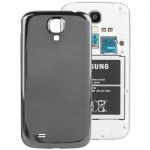 iPartsBuy for Samsung Galaxy S IV / i9500 Original Back Cover(Black)