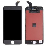 iPartsBuy 3 in 1 for iPhone 6 (LCD + Frame + Touch Pad) Digitizer Assembly(Black)
