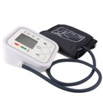 LCD Fully Automatic Upper Arm Style Blood Pressure Monitor, CE & ROHS Certificates