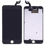 iPartsBuy 3 in 1 for iPhone 6s Plus (LCD + Frame + Touch Pad) Digitizer Assembly (Black)