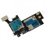 Replacement Mobile Phone Card Flex Cable for Samsung Galaxy Note II / N7100