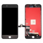 iPartsBuy 3 in 1 for iPhone 7 Plus (LCD (AUO) + Frame + Touch Pad) Digitizer Assembly(Black)
